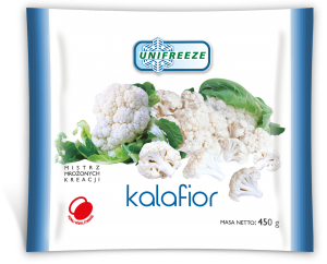 Kalafior mrożony 450g - Unifreeze