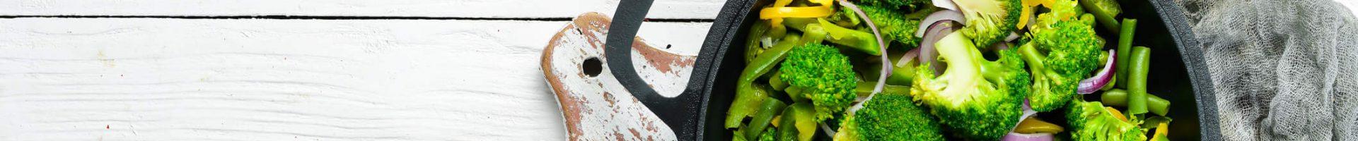 Warzywa mrożone - Unifreeze